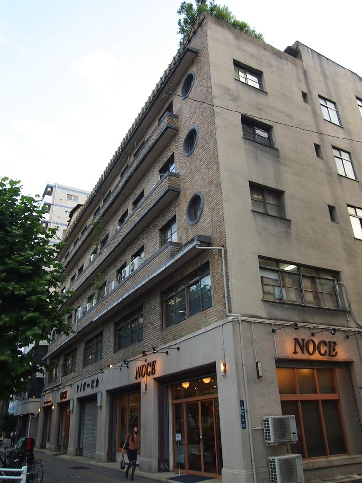 台東区最古といわれている建物