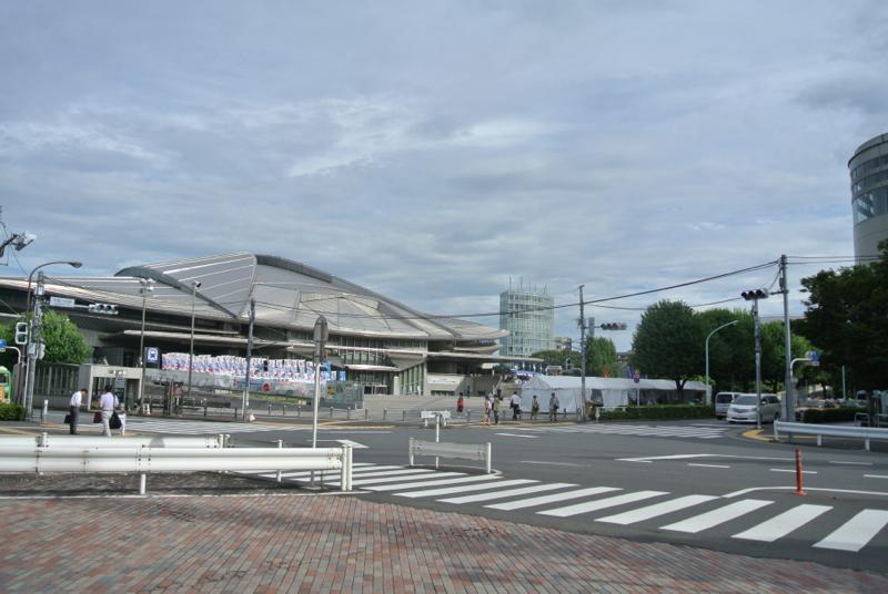 東京体育館 高校生のときにチアの大会を見に来た思い出の地(元チア部)