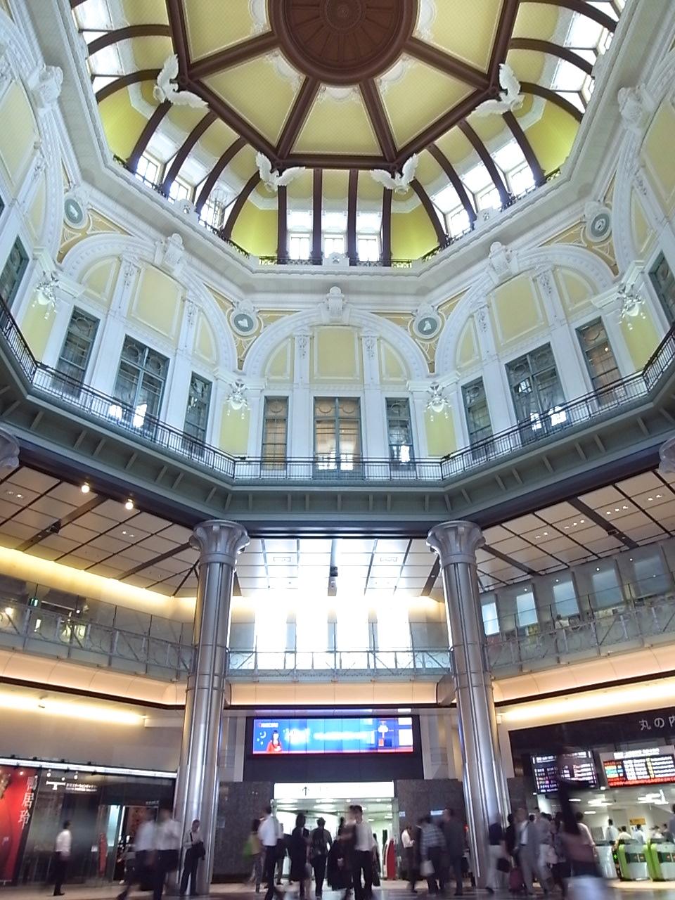 東京駅丸ノ内駅舎