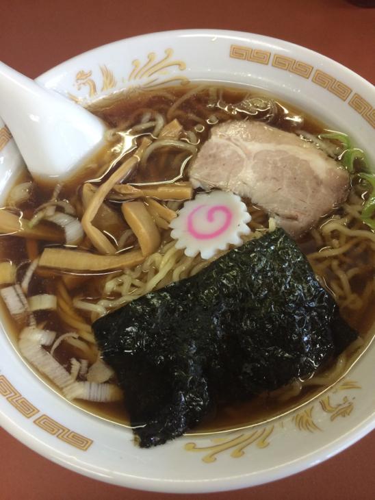 ラーメン 650円