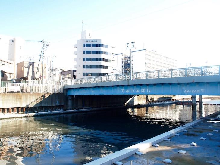 橋の造りもまたいいんです!