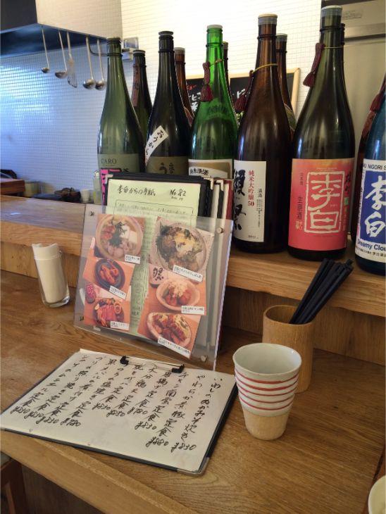 九州の料理が楽しめます。