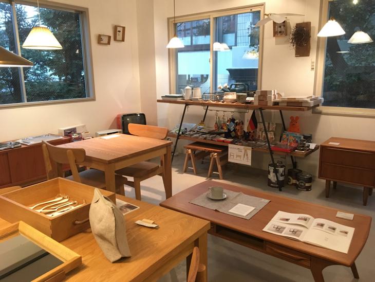 オーダー家具の店「ワイズストック」
