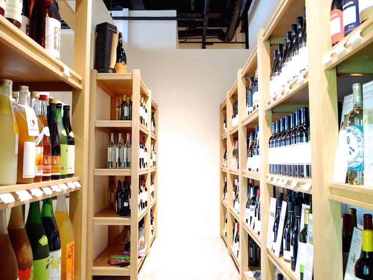 ワインはジャケ買いするのも楽しい。