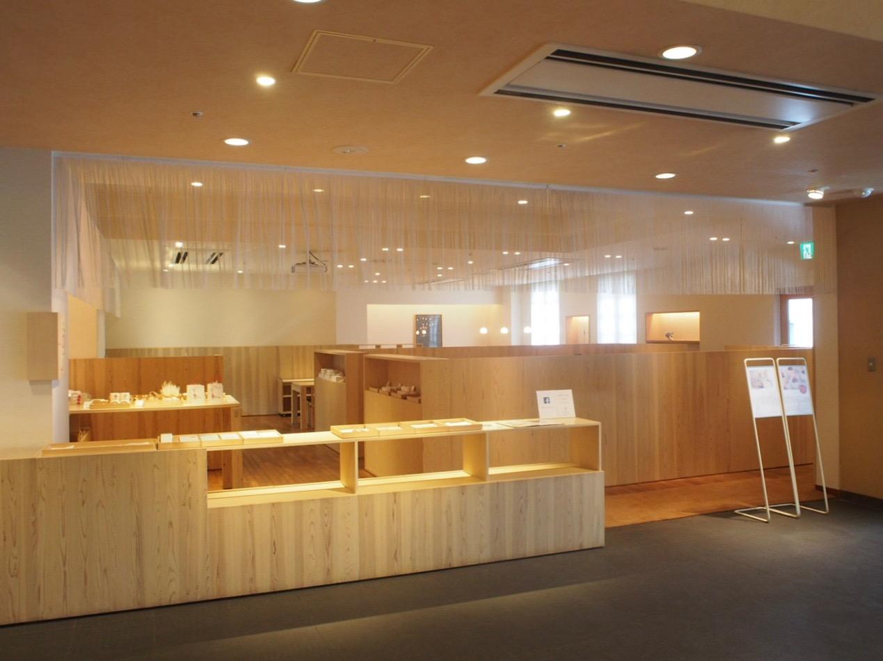 むすびcafe in氷川会館
