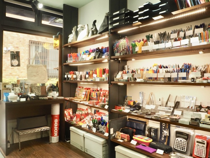 トルコなど、輸入文房具のお店です。