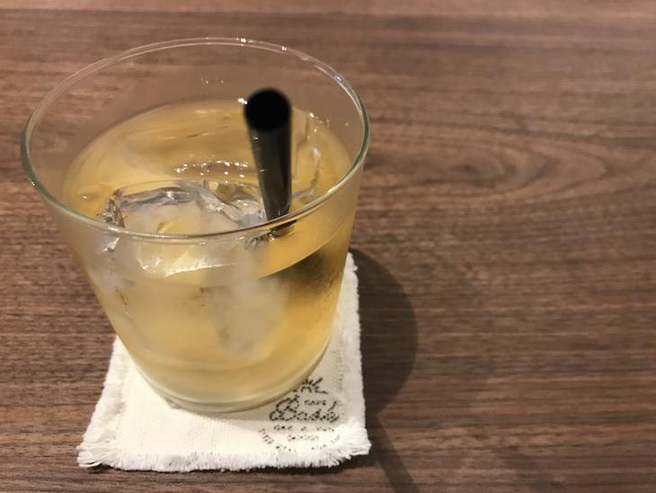 レモングラスのハーブティ