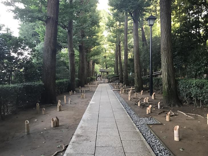 ここは京都ですか?いいえ、荻窪です。