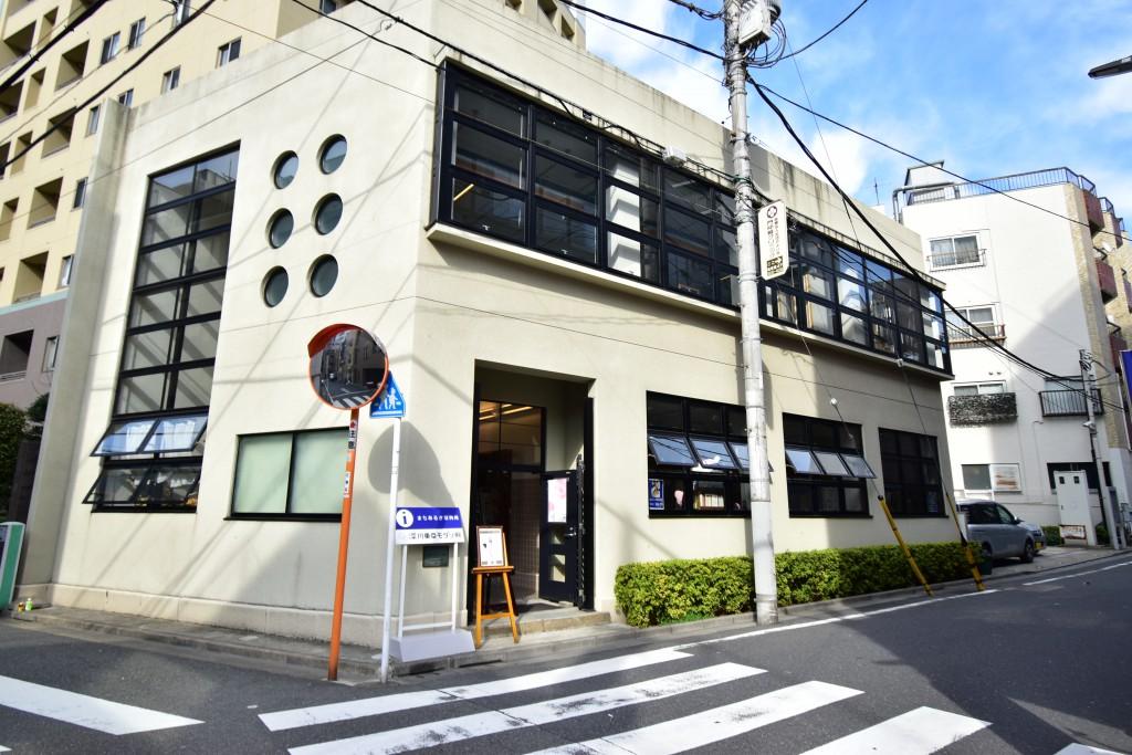 今でこそモダンとは思えませんが、なんせ昭和7年当時の建物。